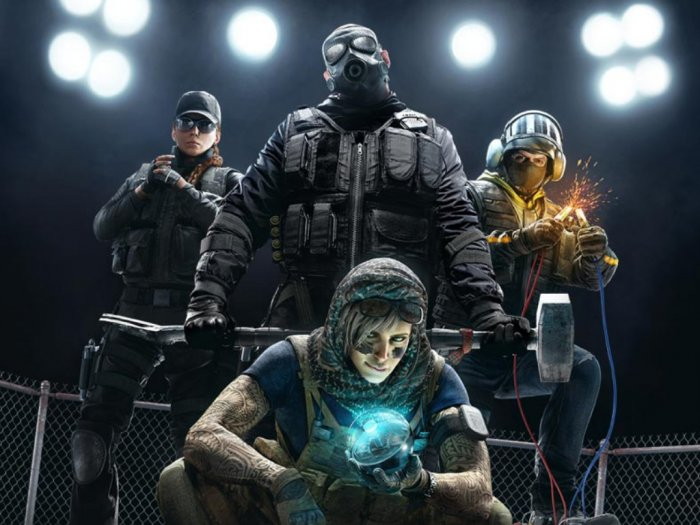 Rainbow Six Siege Games Tips