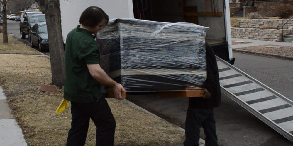 Finding Moving Companies in Denver